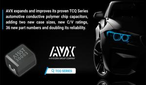 TCQ Series Automotive Conductive Capacitors