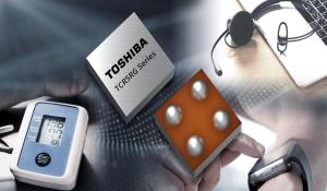 Toshiba's TCR5RG series of 45 LDO Regulators