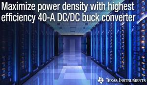40A SWIFT DC/DC Buck Converter