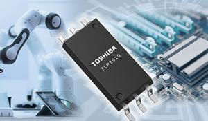 TLP3910 Photovoltaic-Output Photocoupler from Toshiba Electronics