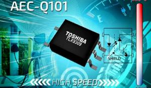 TLX9309 New Analog Output IC Photocoupler presented by Toshiba for Automotive Application