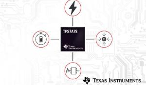 TPS7A78 - Smart AC/DC linear regulator