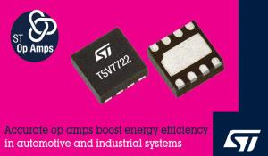 TSV7722 High Accuracy Op-Amp