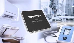 New TXZ + Arm Cortex-M4 Microcontrollers
