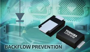 """Toshiba Develops""""CUHS10F60"""" Low Reverse-Current Schottky Diode with Low Thermal Resistance"""