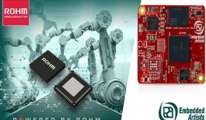 Ultra-Low IQ PMIC to Power NXP iMX8M