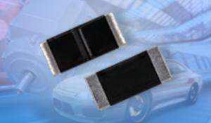 Automotive Grade WFM Power Metal Plate Current Sense Resistors Offer High Power and Wide Resistance Range