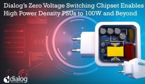 Innovative Zero Voltage Switching Chipset