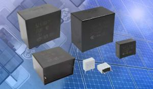 New series of suppression film capacitors