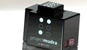 Mudra: Raspberry Pi based Braille Teacher