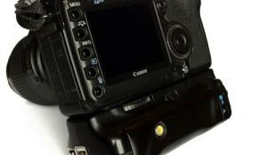 DSLR Camera with Raspberry Pi