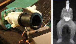 DIY Arduino Thermal Imaging Camera