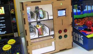 DIY Arduino Based Vending Machine