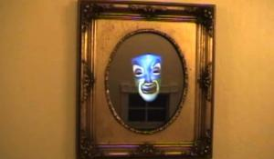 DIY Talking Magic Mirror