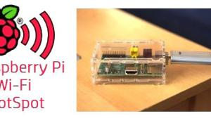 Raspberry Pi as Wi-Fi Access Point