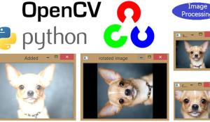 Image Manipulations in Python OpenCV