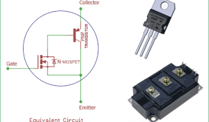 Insulated Gate Bipolar Transistor (IGBT) Transistor