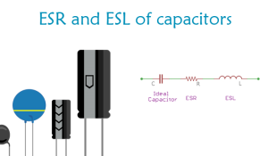 Understanding ESR and ESL in Capacitors