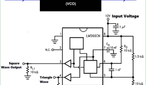 Voltage Controlled Oscillator (VCO)